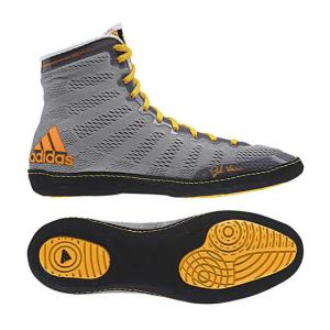 Adidas adizero varner in grigio / nero / oro solare
