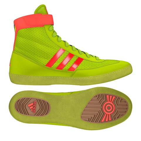 adidas Combat Speed IV in Solar Yellow Solar Red (Youth   Adult) 2eabcbcf1